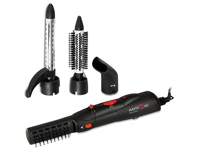Фен- расческа для волос MAXTRONIC MAX-D1755