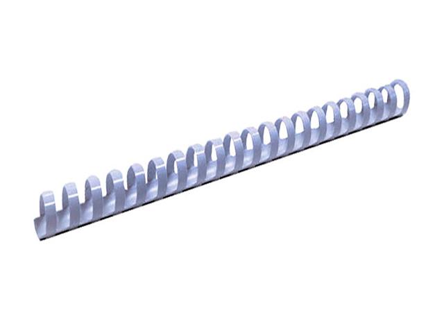 Пружина для переплета d=16 мм пластиковая, серая