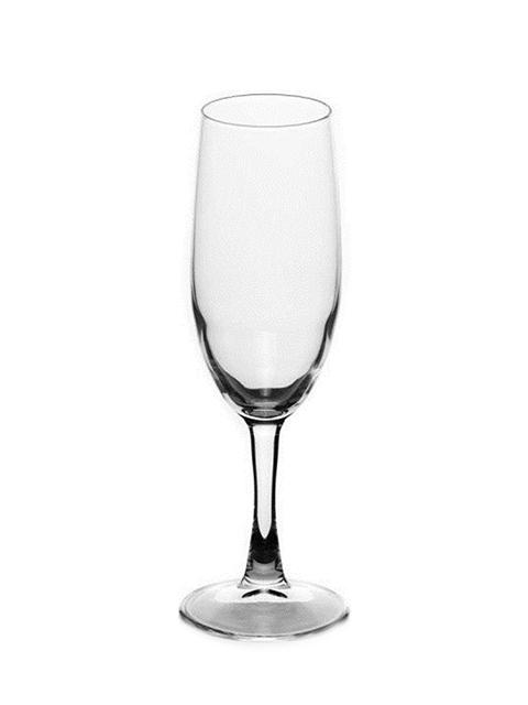 """Набор бокалов """"Pasabahce Classique"""" для шампанского, 2 штуки в упаковке, 250 мл, стекло"""