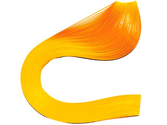 """Набор для квиллинга """"Остров сокровищ"""" 125 полос, 5 мм, 130 г/м2 , желтый"""