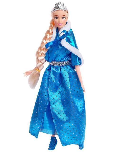 """Кукла """"Волшебная снегурочка"""" в картонной упаковке"""