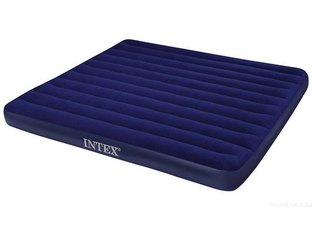 "Кровать надувная ""INTEX"", 1,83х2,03м х 25см"