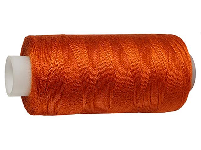 Нитки швейные Bestex, №40, 365м (020 ярко-терракотовый)