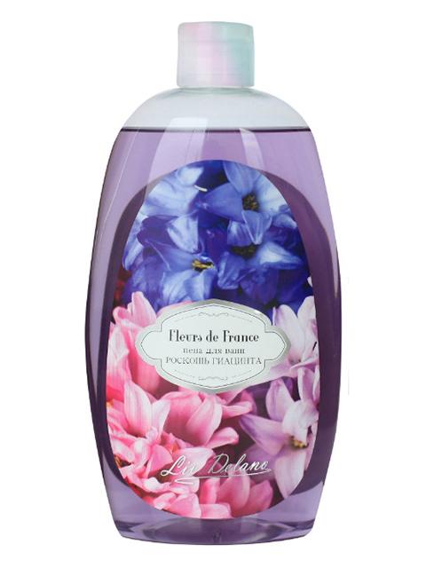 "Пена для ванн ""Fleurs de France. Роскошь гиацинта"" 730г"
