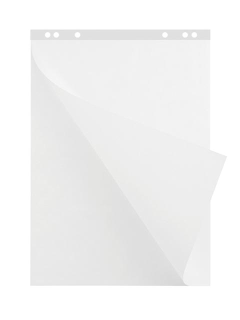 Блокнот для флипчарта 20 листов Berlingo 64*96 белый