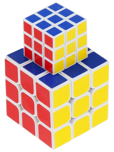 """Игрушка-головоломка """"3D-Кубики"""" 3х3"""