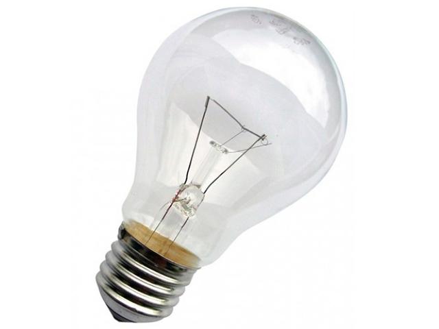 Лампа накаливания Б 75Вт/E27 Лисма
