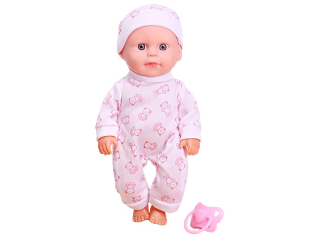 """Кукла """"Пупс. Маленькое чудо"""" 21 см, с аксессуарами, в пакете"""