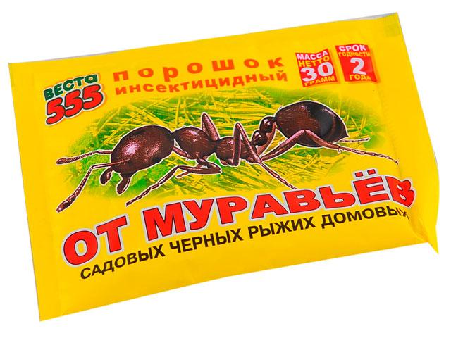 Веста 555 (30 г) от муравьев