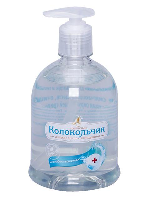 """Мыло жидкое """"Душистый колокольчик"""" антибактериальное, 500мл"""