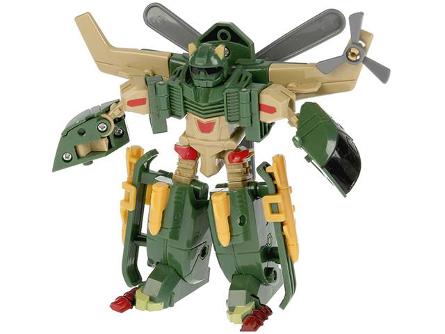 """Игрушка Технодрайв """"Робот-трансформер Роботрон"""" 2в1 вертолет+робот"""