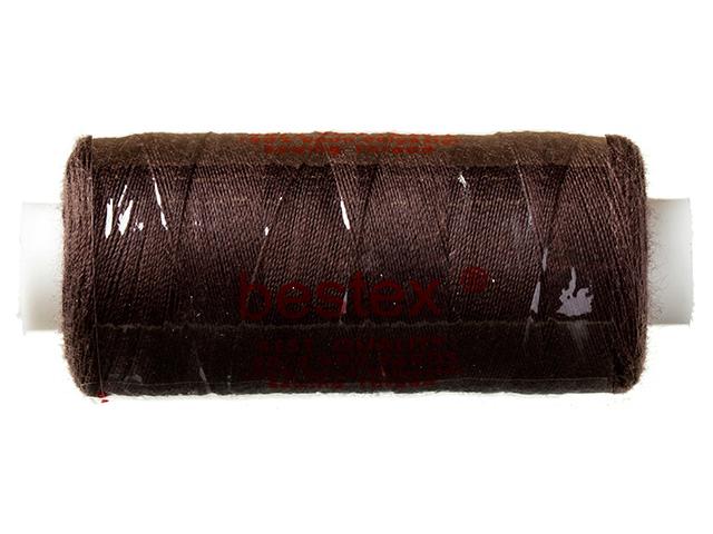 Нитки швейные Bestex, №40, 365м (386 асфальтовый)
