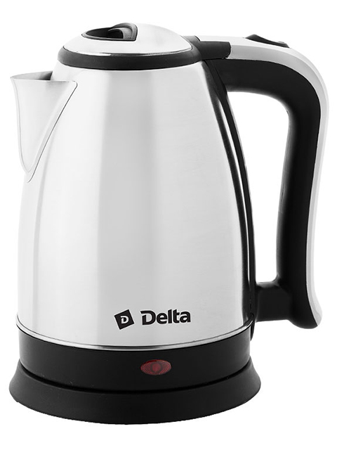 Чайник электрический Delta DL-1213/M, 1,8 л, 1500 Вт
