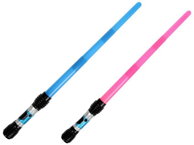 Игрушечное оружие Меч джедая, свет+ звук, телескопический
